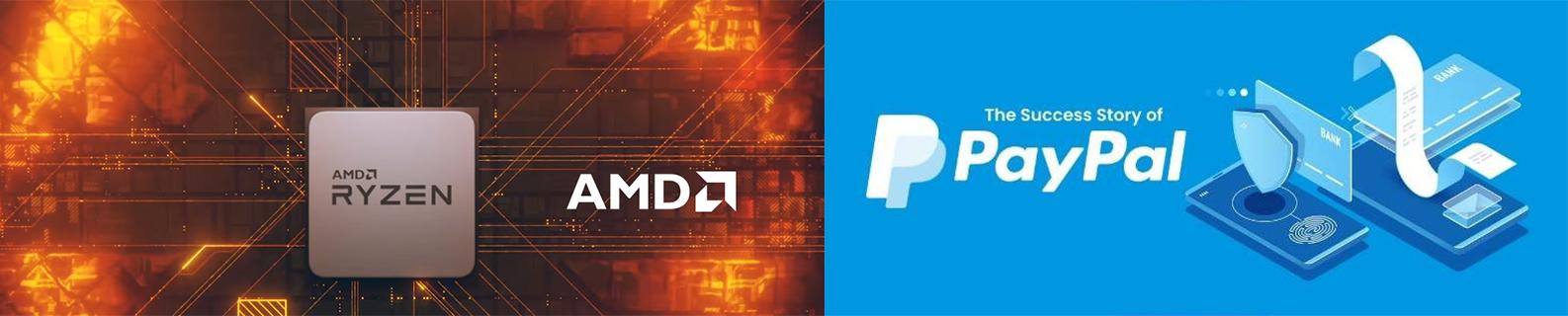 解釋賣出美股AMD及買入美股PayPal(PYPL)的原因,並分享我的看法。