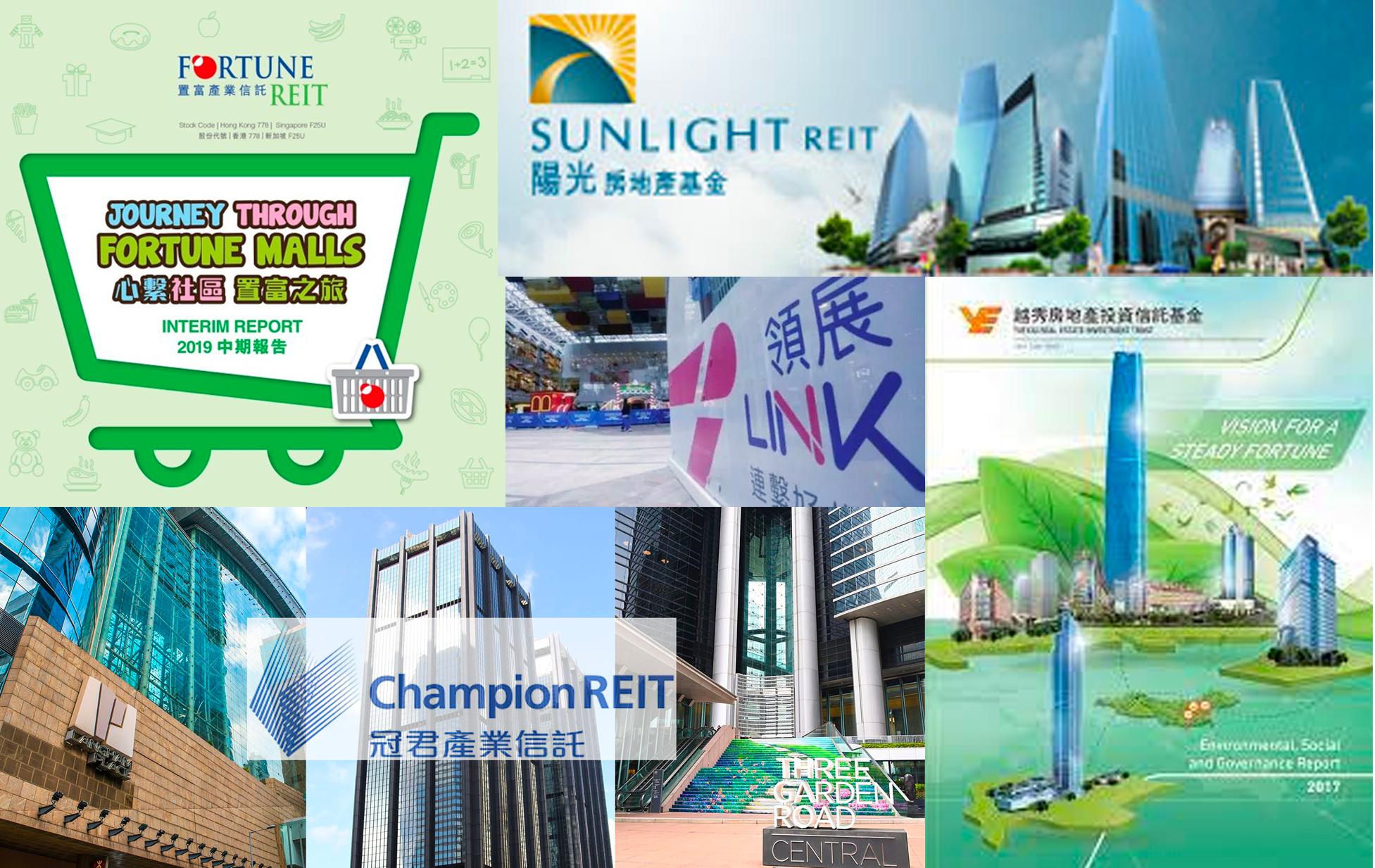 摘要:分享買入香港房地產投資信託基金—領展房地產投資信託基金(823)、置富產業信託(778)、冠君產業信託(2778)、越秀房產信託基金(405)及陽光房地產基金(435)的原因。