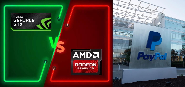 解釋買入美股Nvidia(NVDA)、AMD(AMD)及Paypal(PYPL)的原因,並分享我的看法。