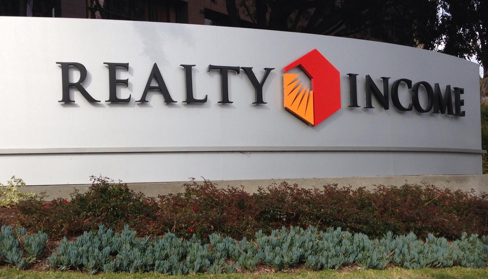 解釋買入美國房地產投資信託基金Realty Income Corporation (O)的原因,並分享我的看法。